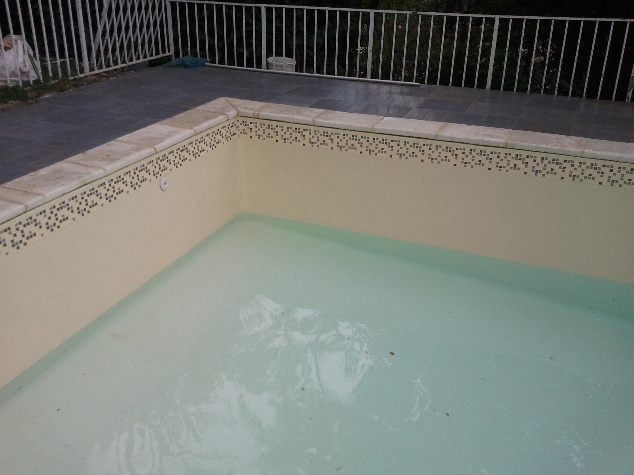 Motif et frise mosa ne r novation piscine rh nes alpes for Acheter un liner de piscine